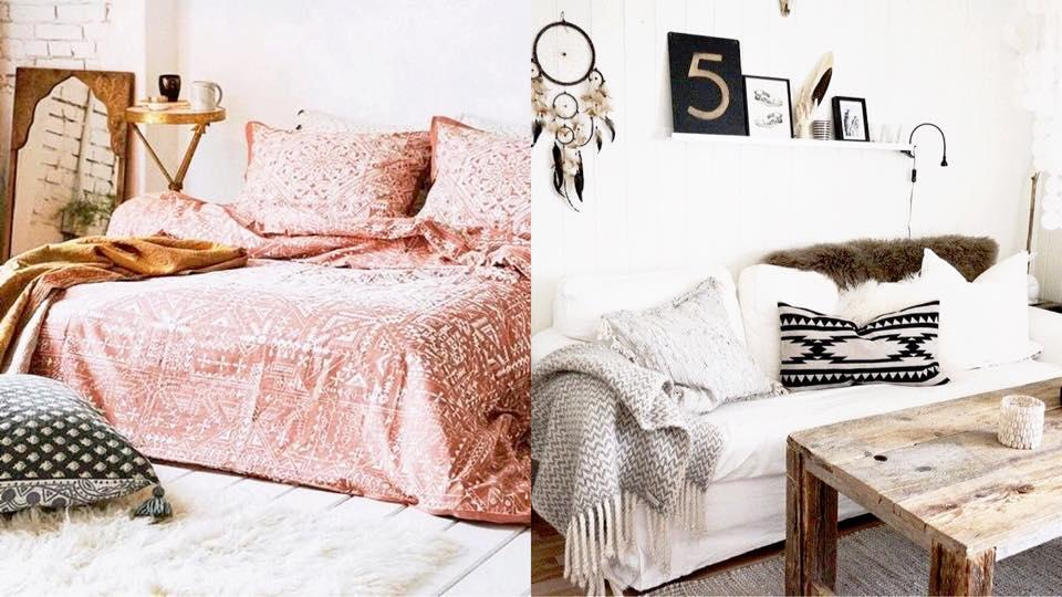 Home Decor Inspiration: Boho