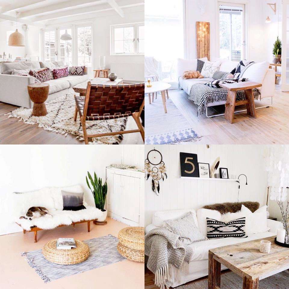 83 Minimal Boho Interior Design Boho Room Decor Ideas How To Create Bohemian Chic Interiors