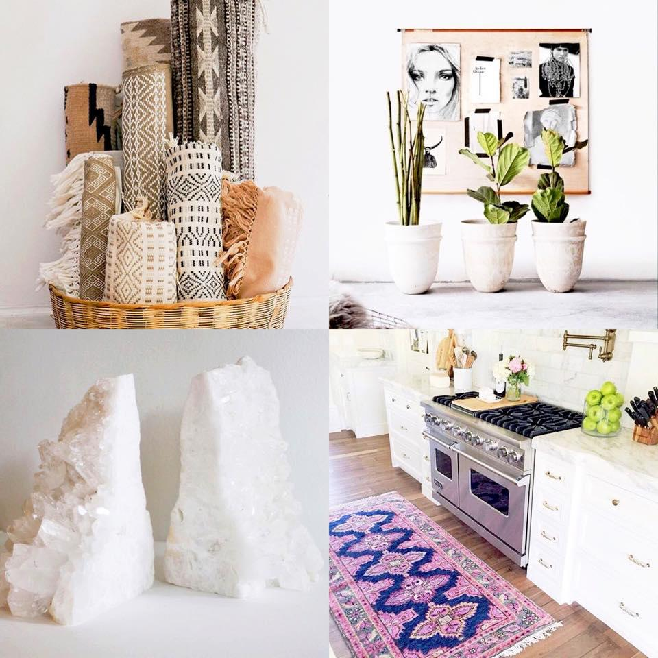 Newlywed Home Decor: The Living Room May