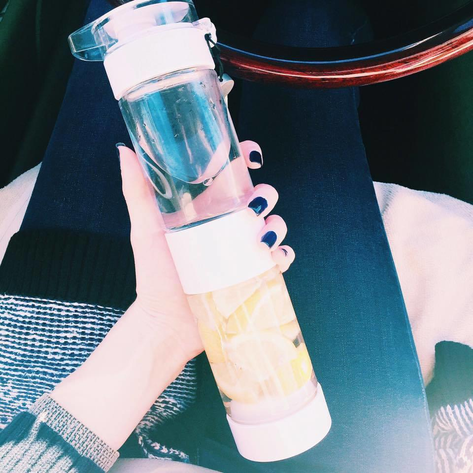 Define Bottle review Fruit Infused Water On-The-Go!
