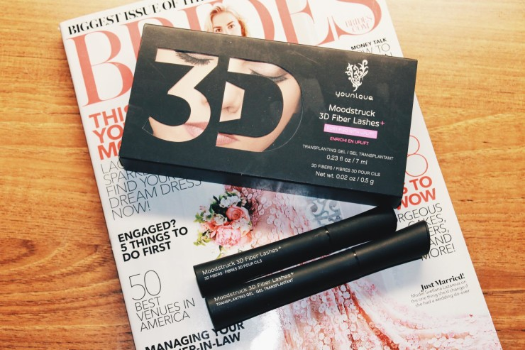 Younique Moodstruck 3D Fiber Lashes+ review