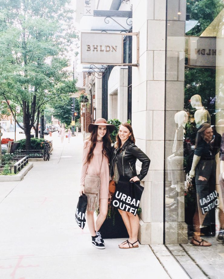chicago bhldn store