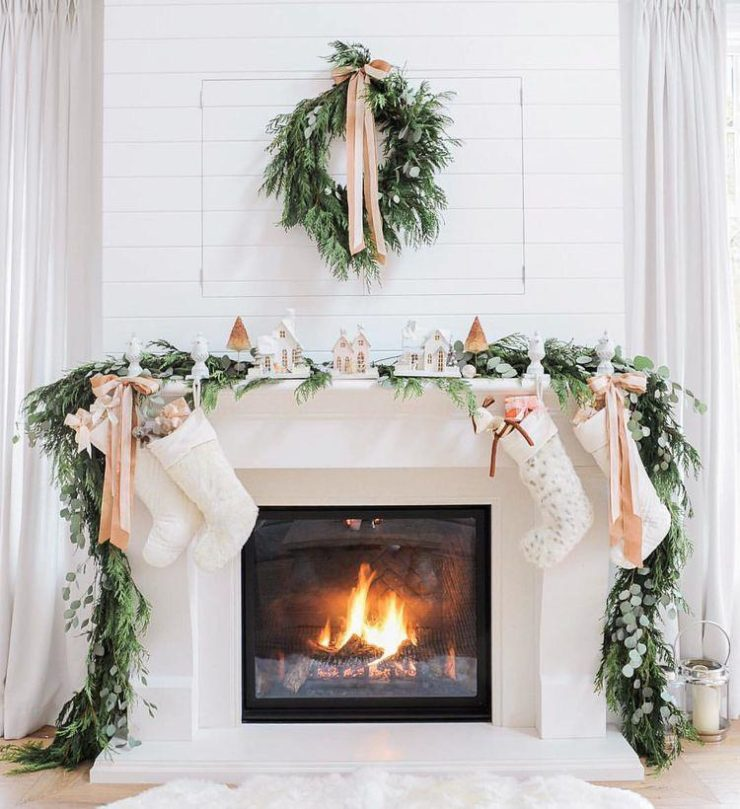 boho christmas decor