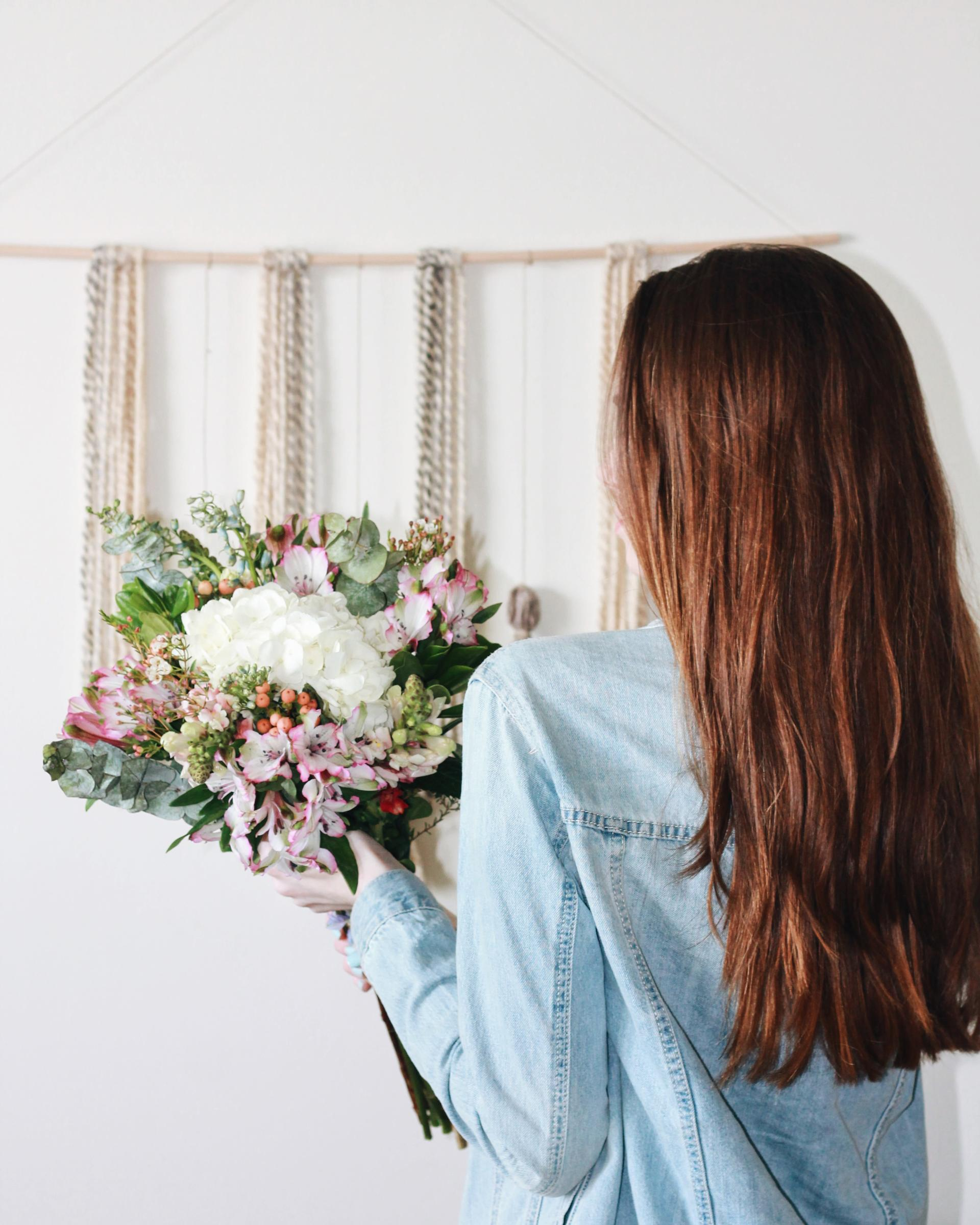 How To Make Your Own Wedding Bouquets