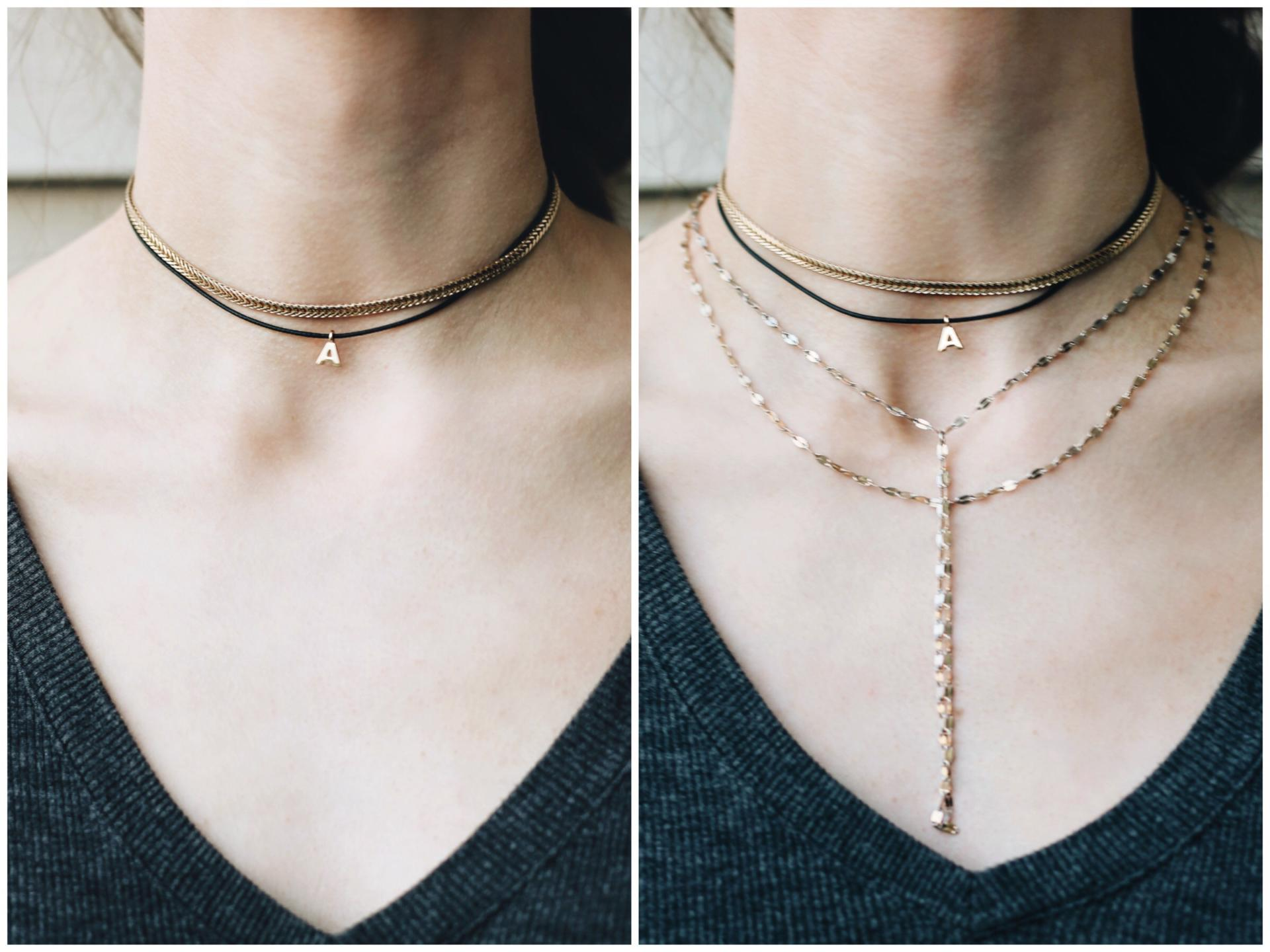 Favorite Dainty Necklaces For Layering