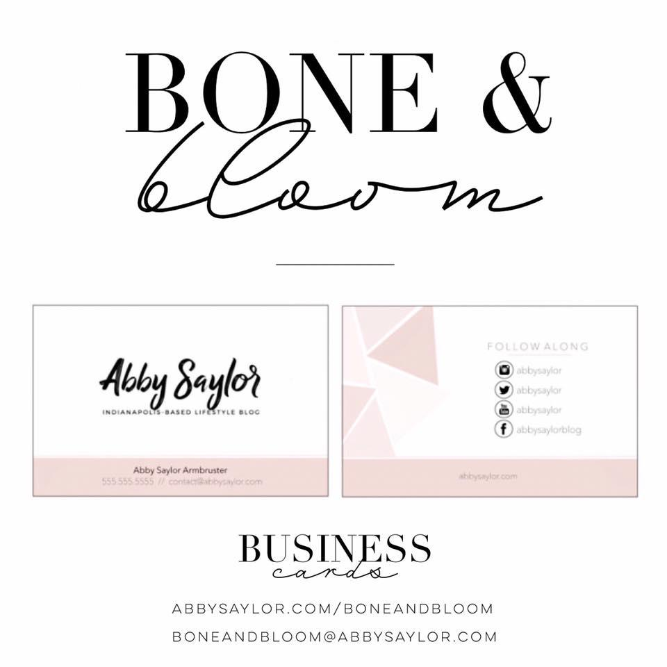 Introducing Bone & Bloom: Taking Your Career to the Next Level