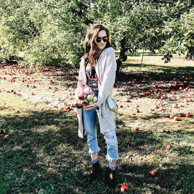 Just a girl and her apples This was my firsthellip
