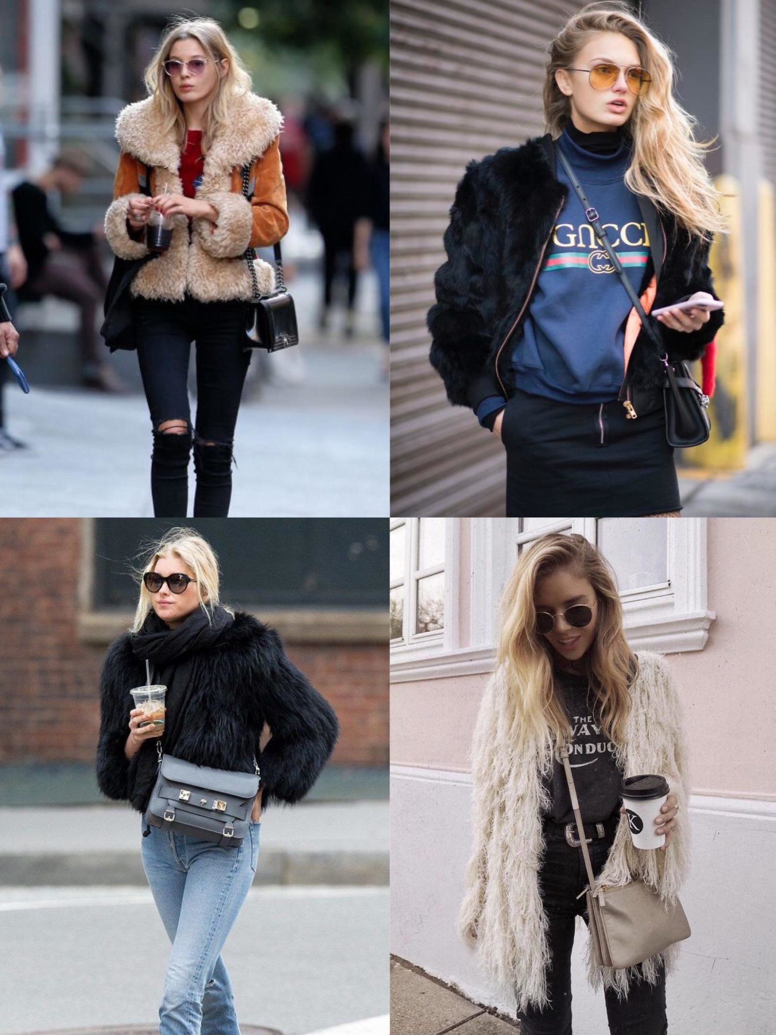 Top Fall and Winter Coat Picks for 2017, fur jacket