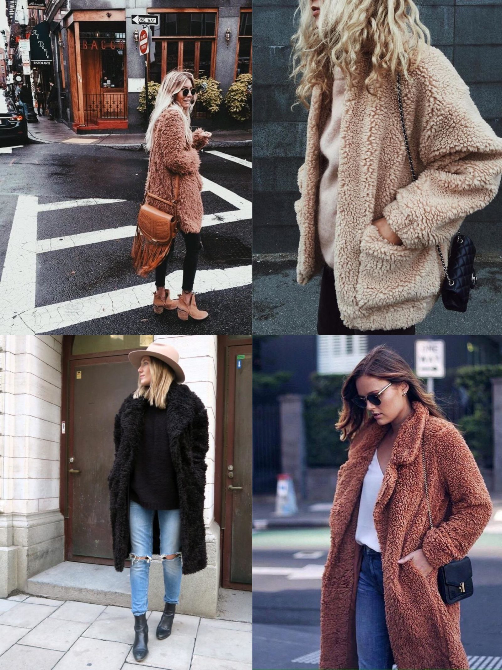 Top Fall and Winter Coat Picks for 2017, teddy jacket