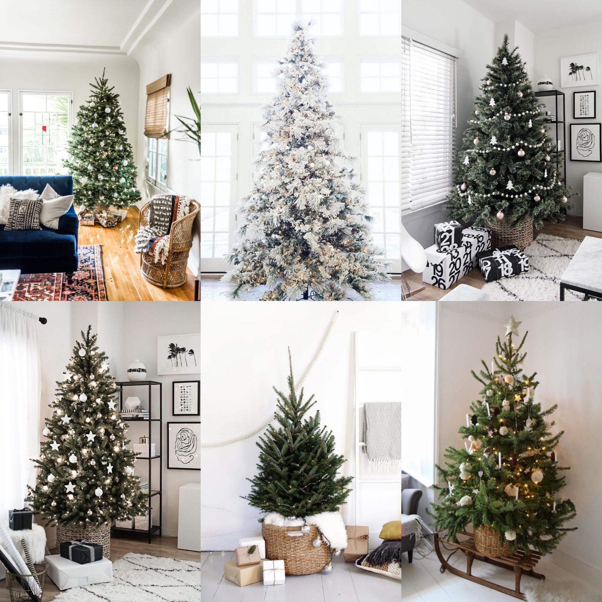 Christmas Decor Inspiration for the Bohemian Minimalist