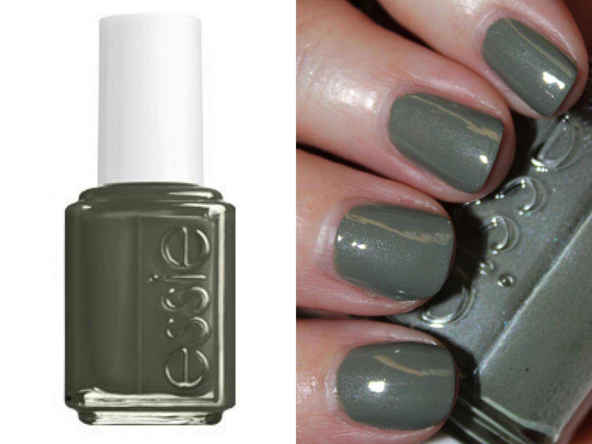 Festive Fall and Winter Nail Color Ideas - Abby Saylor Armbruster