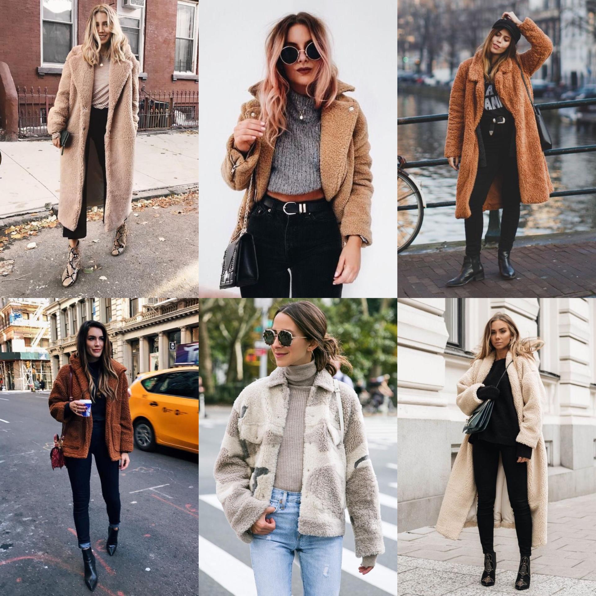 Must-Have Teddy Coats Under $100