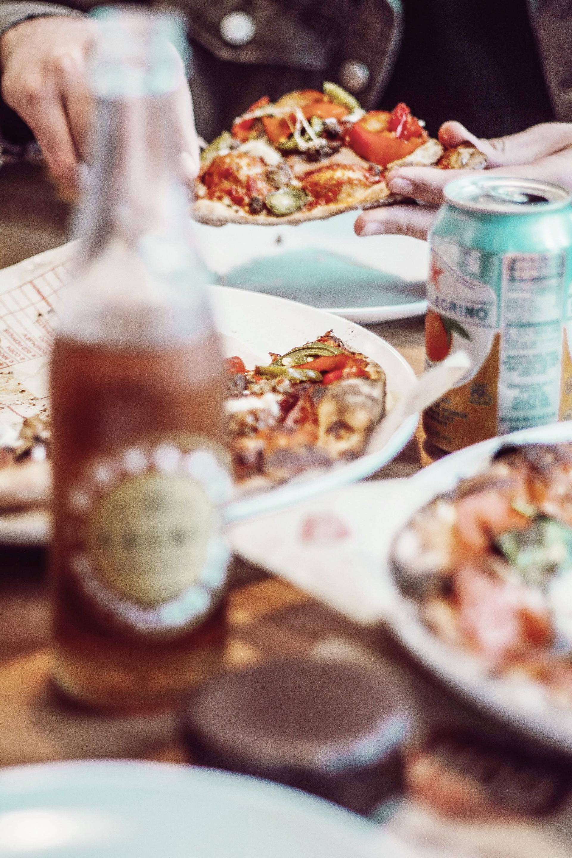Customizable Lunch at Indy's MOD Pizza