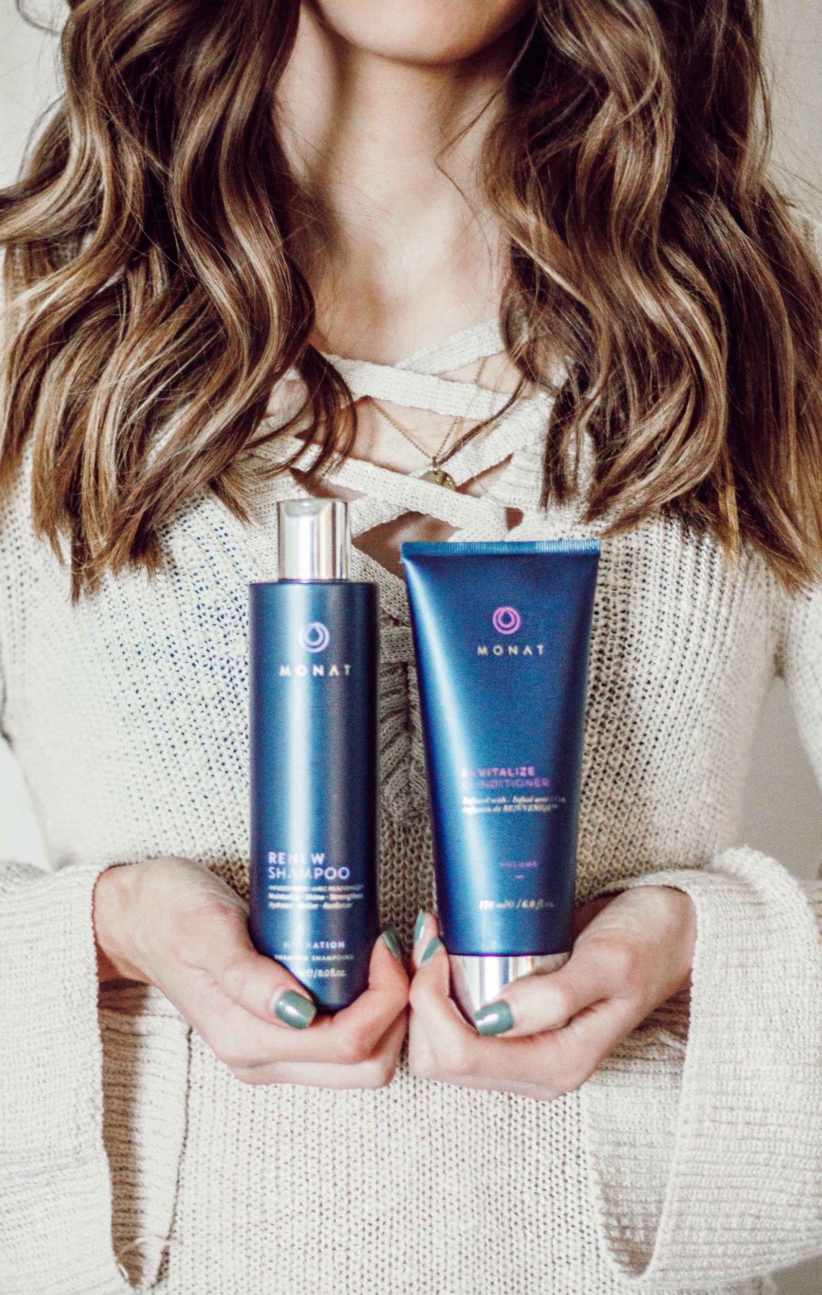Monat Hair Care Review Abby Saylor Armbruster