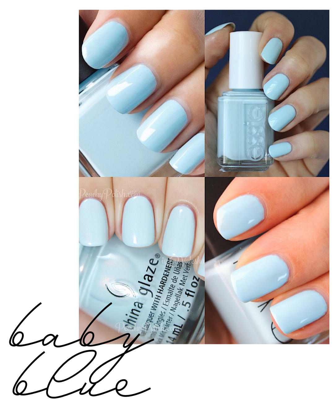 Spring Nail Color Ideas + How My Gel Nails Last an Entire Month ...