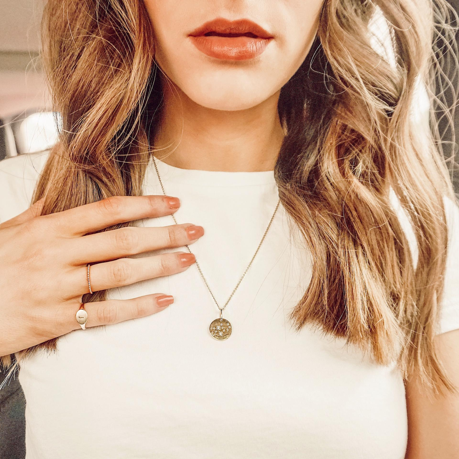Mejuri Jewelry Review Luxury On A Budget Abby Saylor Armbruster