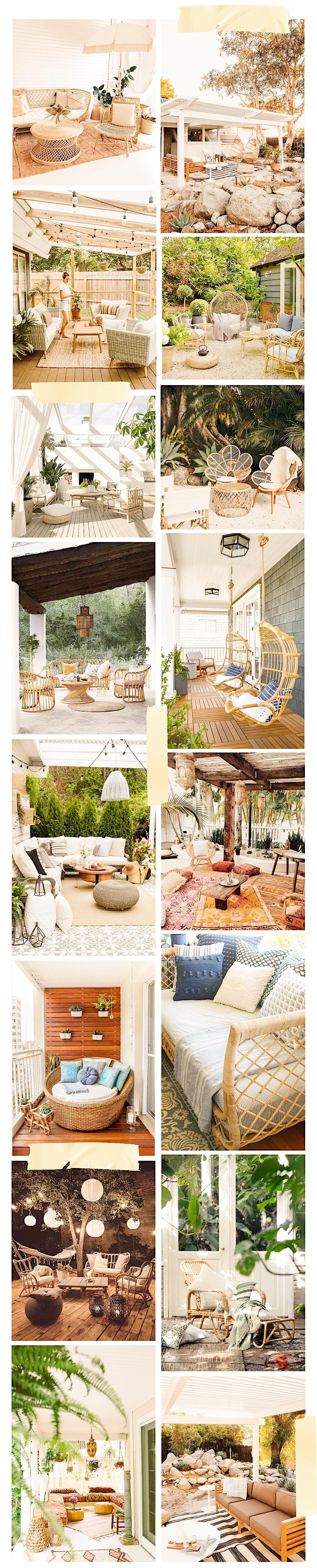 Our First House: Backyard Inspiration